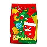 東ハト キャラメルコーン(クリスマス) 80g×3袋