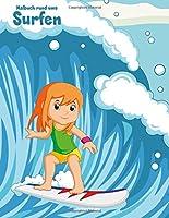 Malbuch Rund Ums Surfen 1