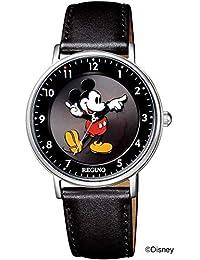 [シチズン]腕時計 REGUNO レグノ ソーラーテック シンプルシリーズ Disneyコレクション「ミッキー」モデル KP3-112-50