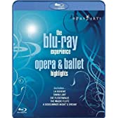 Experience Opera & Ballet Highlights [Blu-ray] [Import]