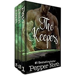 The Keepers Collection by [North, Pepper]