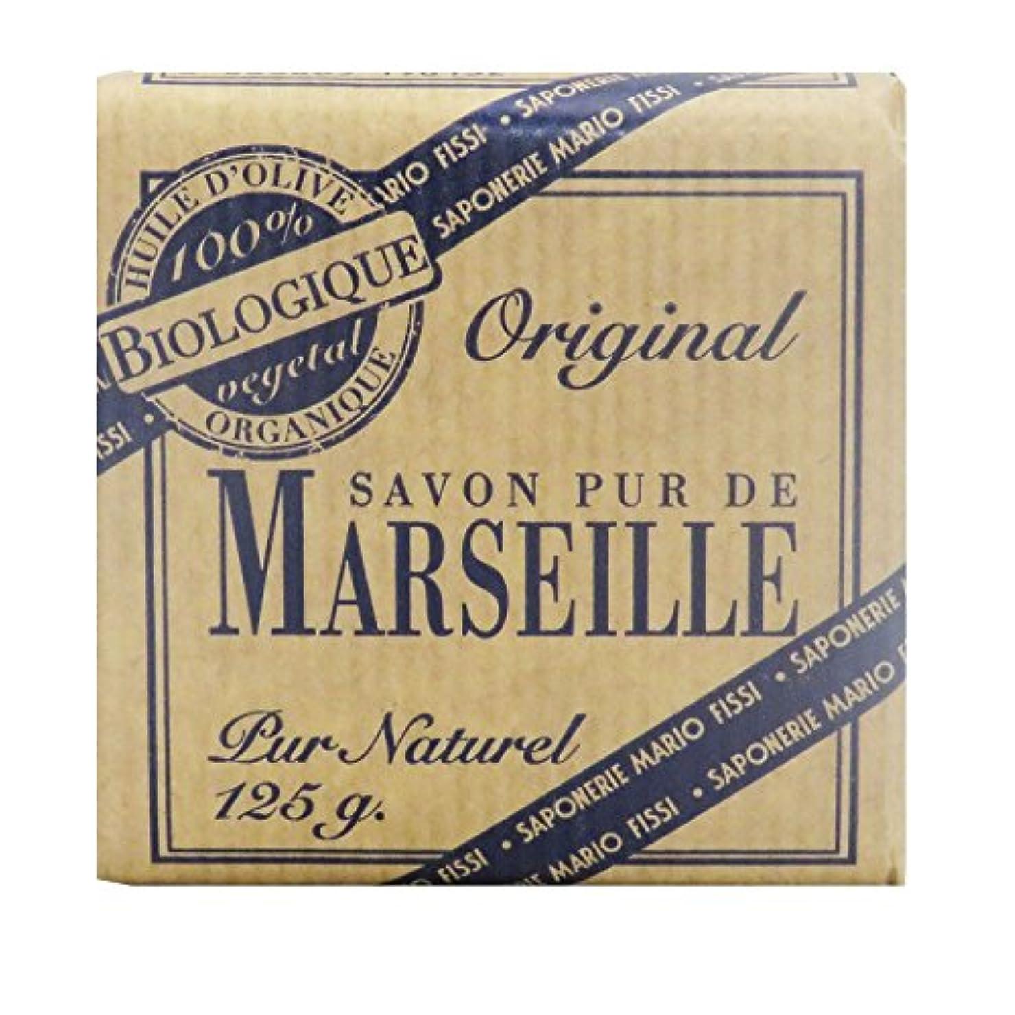 ご意見右ラショナルSaponerire Fissi マルセイユシリーズ マルセイユソープ 125g Original オリジナル
