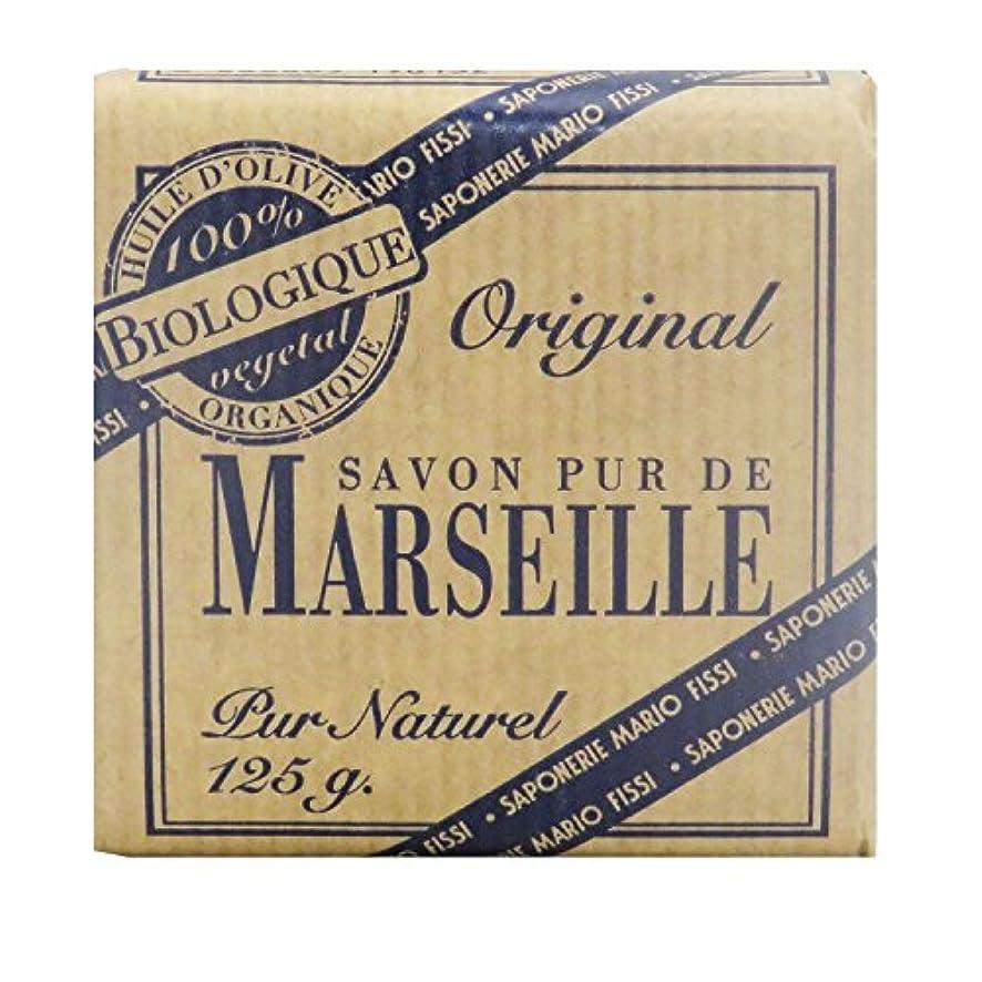 ためらう体現する光のSaponerire Fissi マルセイユシリーズ マルセイユソープ 125g Original オリジナル