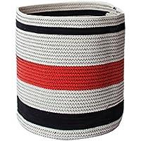 綿ロープ織りグリーン素材は、丈夫でシンプルで、さまざまなシーンに適しています。
