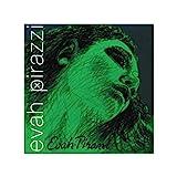 EVAH PIRAZZI エヴァ ピラッツィ バイオリン弦セット(E線:ゴールドスチール 0.26ループエンド)