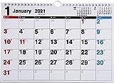 高橋 2021年 カレンダー 壁掛け A4 E61 ([カレンダー])