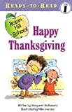 Happy Thanksgiving (Robin Hill School)