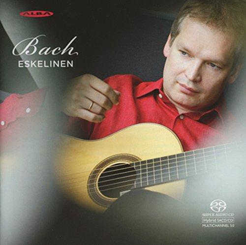 J.S.バッハ / イスモ・エスケリネン編 : ギター編曲作品集 (Bach / Eskelinen) [SACD Hybrid] [輸入盤]