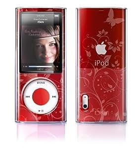 【正規品】 iSkin ソフトケース Vibes for iPod nano 5G Enchanted VBSN5G-FP