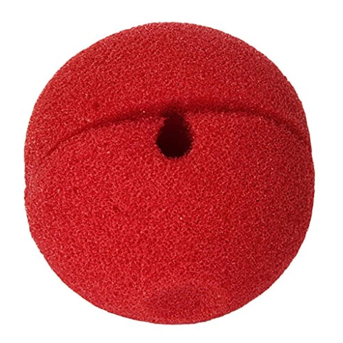 プレビスサイト消費抑制する【ノーブランド品】赤い 泡ピエロ 鼻仮装 パーティー 仮装コスプレ