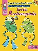 Erste Rechenspiele. Lern-Spass-Heft