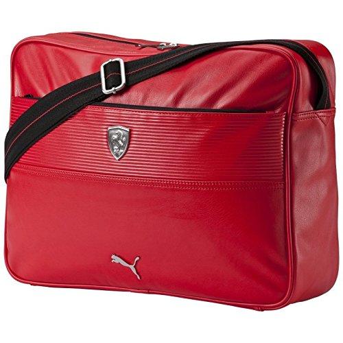 [해외]푸마 PUMA 페라리 LS 리포터 가방 어깨 가방 레드 073493-02 신품/PUMA PUMA Ferrari LS reporter bag shoulder bag Red 073493-02 New item