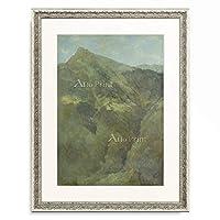 Louis Eysen 「The Summit of Muth Mountain near Meran.」 額装アート作品