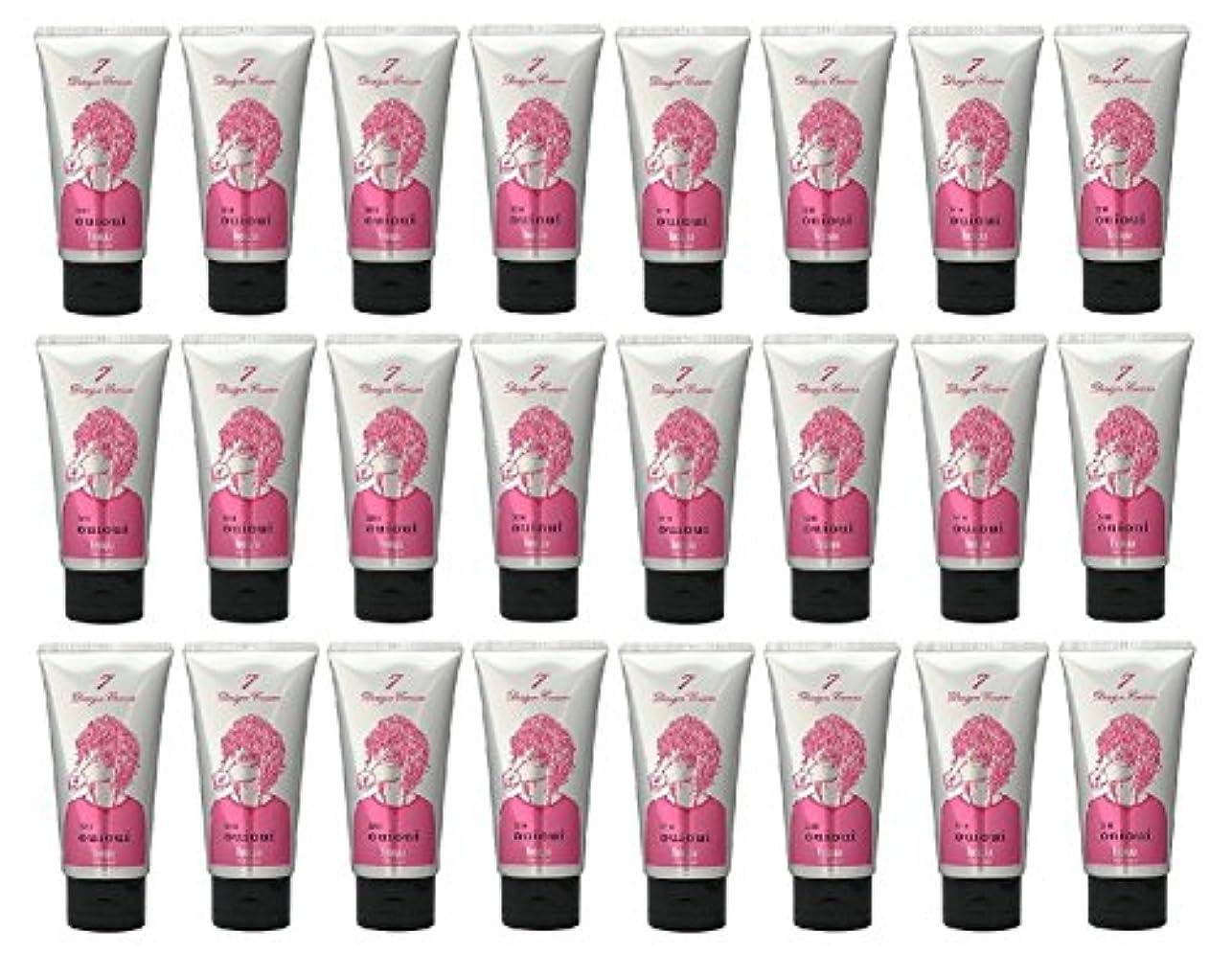 部門化粧触覚【24本セット】ホーユー ミニーレ ウイウイ デザイン クリーム 7 80g