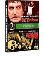 Dr Phibes / Scream & Scream Again [DVD] [Import]