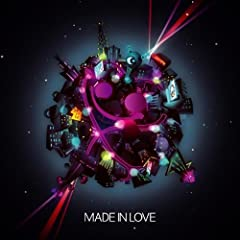 MADE IN LOVE♪TRICERATOPSのCDジャケット