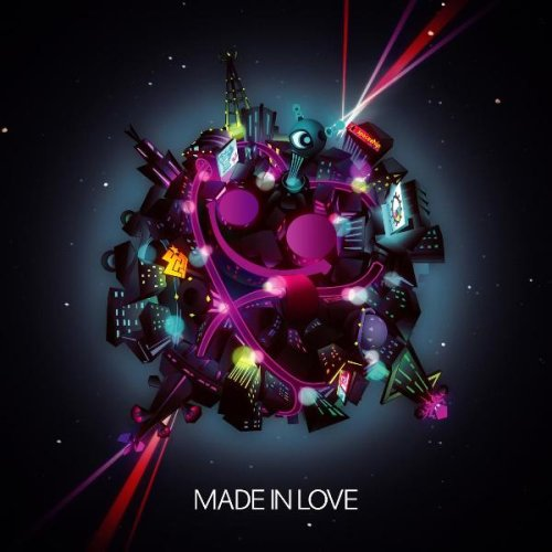 MADE IN LOVE(初回限定盤)(DVD付)