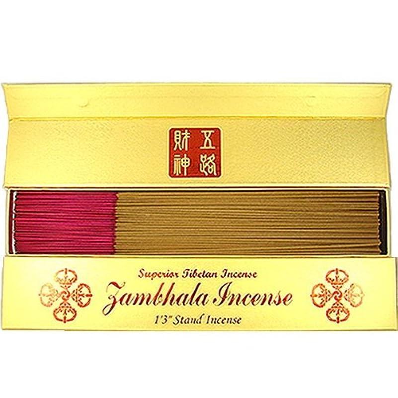 Zambhala Incense - 1'3 Stand Incense (Joss Stick) - 300g Large Pack - A002 [並行輸入品]