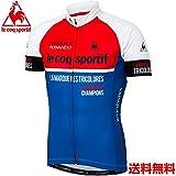 (ルコックスポルティフ)le coq sportif サイクリング エアリークールメッシュジャージ QC-740471 [メンズ] WHT L