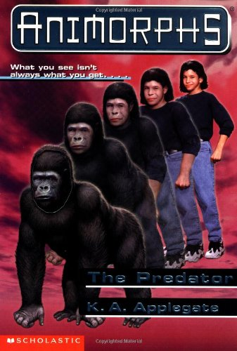 The Predator (Animorphs)の詳細を見る