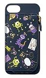 サンクレスト iDress iphone8/7/6s/6 4.7インチ 対応 ケース Disney Characters iCoin バックカバー モンスターズインク iP7-DN38