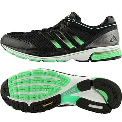 adidas(アディダス)【Q20853】アディダス メンズ ランニングシューズブラック*ブラック 28.0