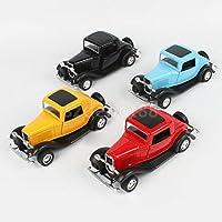 1 / 32スケールDiecast Mini合金プラスチックアンティークWecker車モデルおもちゃギフト