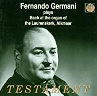 Fernando Germani plays Bach at the organ of the Laurenskerk, Alkmaar (2001-03-08)