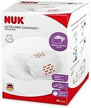 NUK Ultra Dry Comfort Nursing Pads 60 Pack