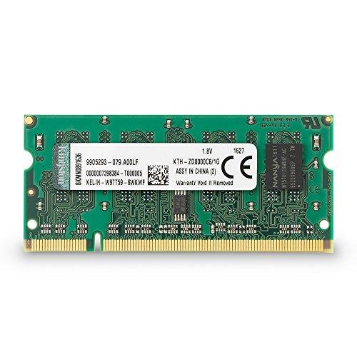 キングストン Kingston メモリ― 800MHz 1GB Module KTH-ZD8000C6/1G 永久保証