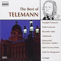 Best of Telemann by TELEMANN (2000-07-18)