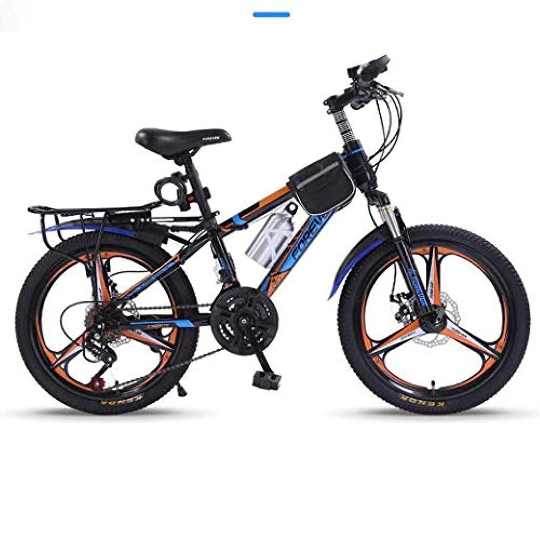 メダリスト苗反毒20インチ可変速マウンテンバイク-21スピードの快適なサドル、ノンスリップペダル、サスペンションフォーク、安全で敏感なブレーキ、子供用自転車