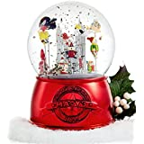 Macy 's Thanksgiving Day Parade Snow Globe 2014 LIMITED EDITION Musical Globe