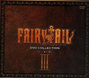 FAIRY TAIL DVD COLLECTION 3