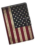 (タコストア) taco store iPad カバー ヴィンテージ な 国旗 デザイン で 差をつける ipadmini123 星条旗