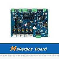 AiCheaX-3Dプリンター部品Makerbot Mighty Board with Man Chip Atmega1280 / Atmega 2560-(サイズ:Atmage1280)