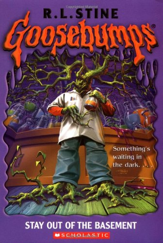 Stay Out of the Basement (Goosebumps)の詳細を見る