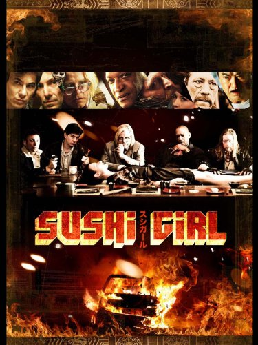 SUSHI GIRL (字幕版)