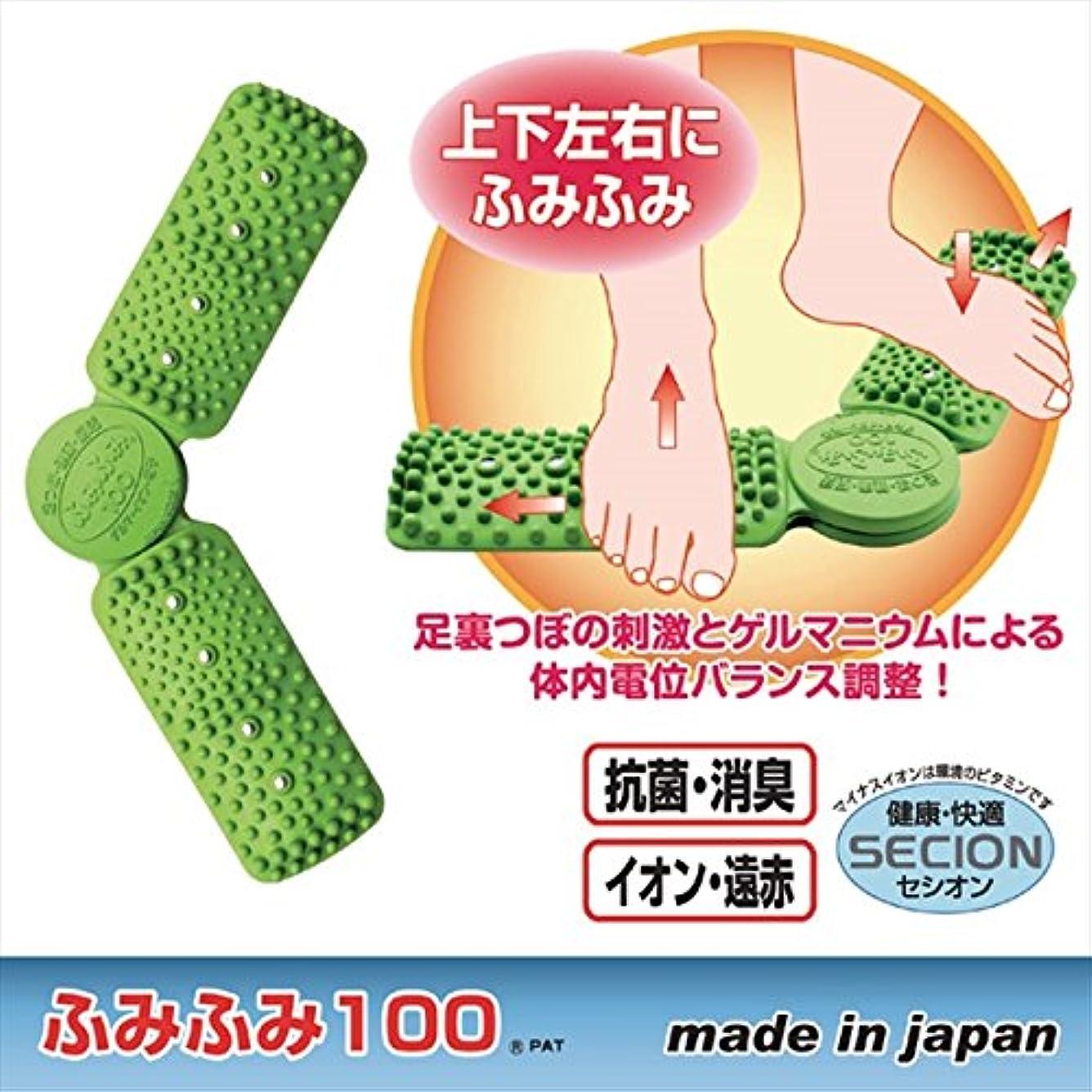 乱暴な発疹支配する後藤:竹踏み運動具 ふみふみ100 809944