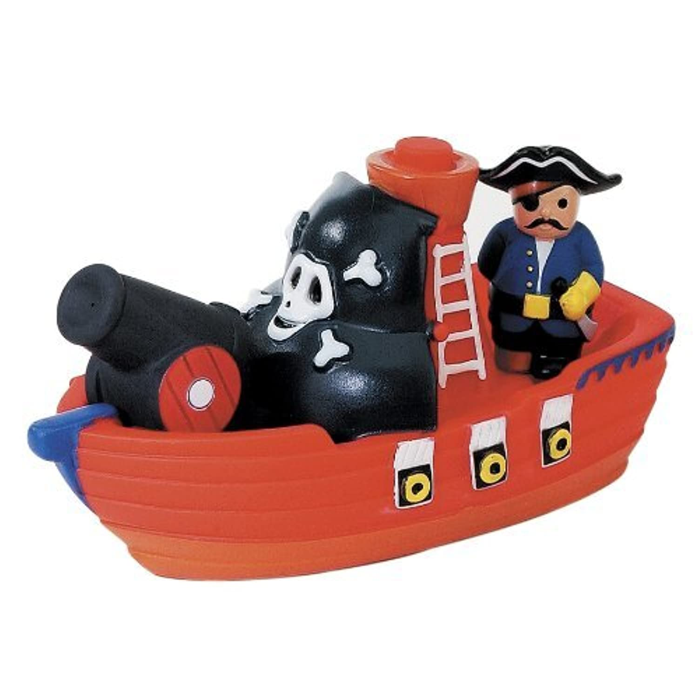 D&D Distributing Bath Machines Pirate Boat [並行輸入品]