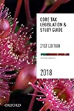 Cover of Core Tax Legislation and Study Guide 2018 Ebook