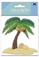 Jolee's Boutique Palm Tree Sticker by Jolee's Boutique