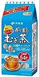 伊藤園 香り薫るむぎ茶ティーバッグ 54袋×10本
