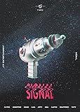 【限定版】 TWICE SIGNAL MONOGRAPH (フォトブック + DVD )( 韓国盤 )( 特典付 )(韓メディアSHOP限定)