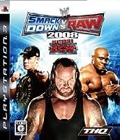 WWE 2008 SmackDown vs Raw - PS3