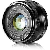 Neewer 35mm f/1.7 マニュアルフォーカス単焦点レンズ SONY Eマウントに対応【並行輸入品】