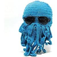 フェイスマスク 目出し帽 サバゲー ニット帽 ニット 帽子 マスク フルフェイス ミリタリー アーミー タクティカル ウィンター スポーツ スノボー スキー イベント に 驚きの 謎の生物 Barsado