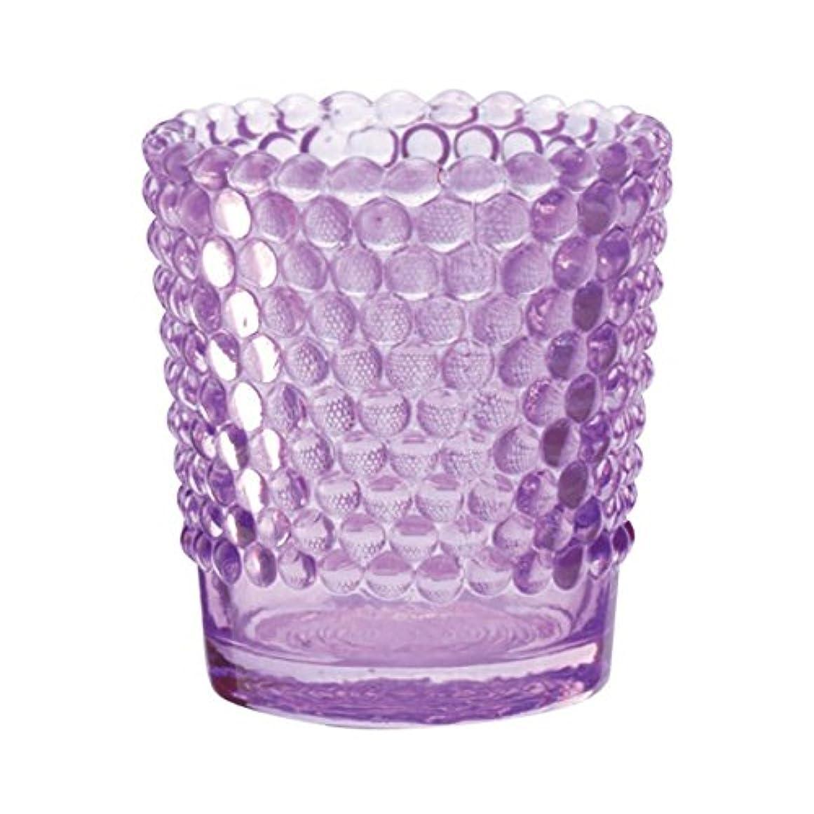 ガラスいわゆるフォーカス[ヤンキーキャンドル] YANKEE CANDLE 正規販売店 ホビネルグラス アメジスト (S77400000AT 4901435960203)