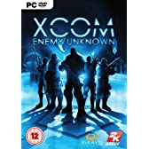 XCOM Enemy Unknown (PC DVD) (輸入版)