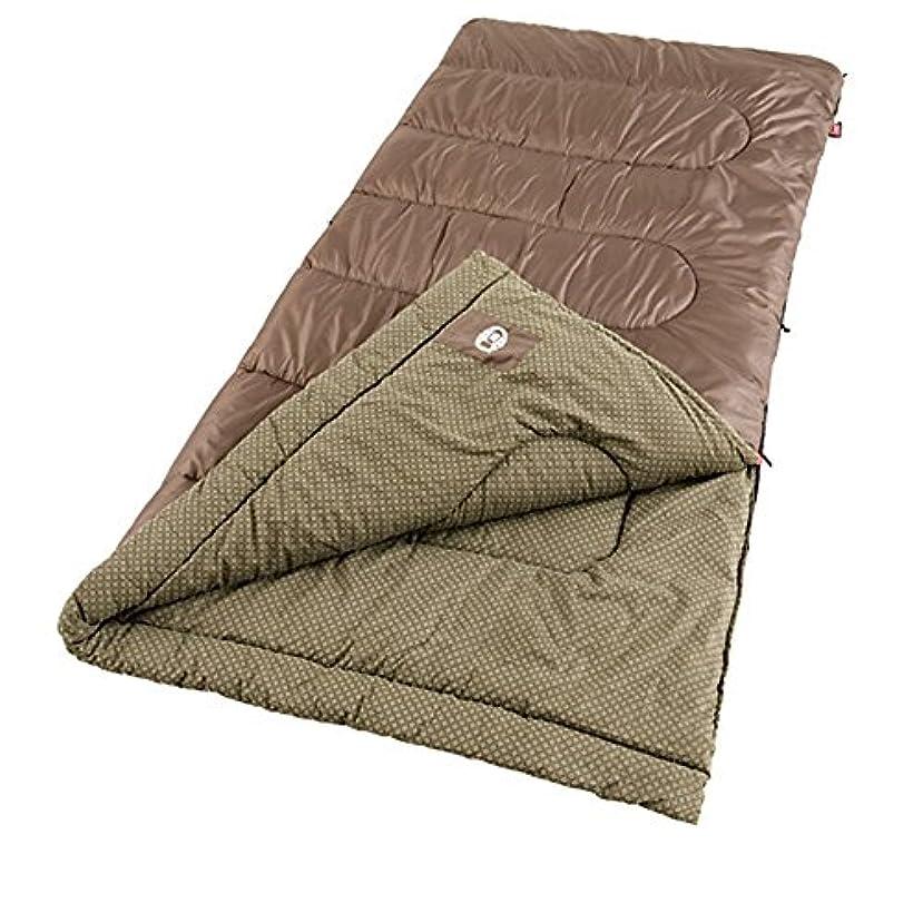 提出する保持する迫害Coleman(コールマン) OAK POINT (オーク ポイント ) 寝袋 最適温度 -1.1 ? 10 ℃ 193cmまで対応 日本未発売 [並行輸入品]